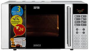 IFB 20SC2 20-Litre Convection Microwave